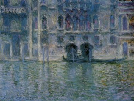 Claude MONET in Venice