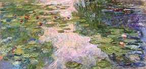 claude monet in the 20th century