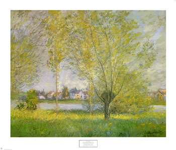 The Willows Monet