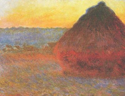 Grainstack by monet