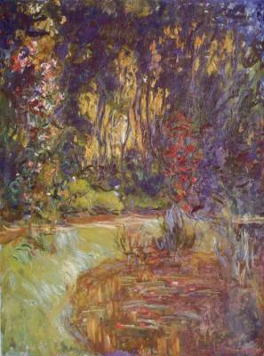 water-Lily pond monet
